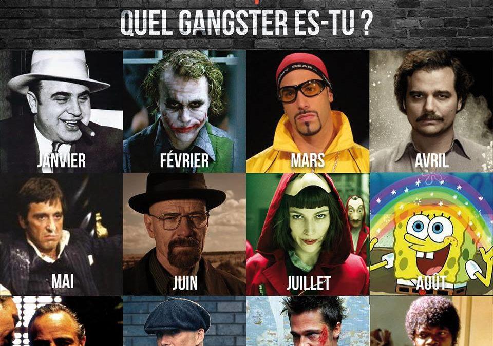Quel Gangster est-tu ?