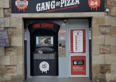 Gang Of Pizza Armorique Paimpol 24h24