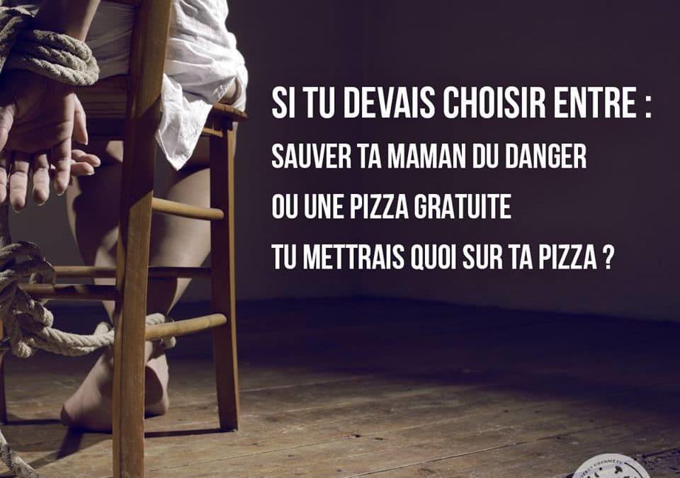 On a dit pas les mamans ! 😱