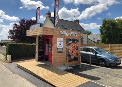 Gang Of Pizza Armorique Begard 24h24