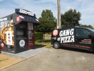 Distributeurs automatiques Gang Of Pizza 24h24 Bessin et Marais Moons sur Elle