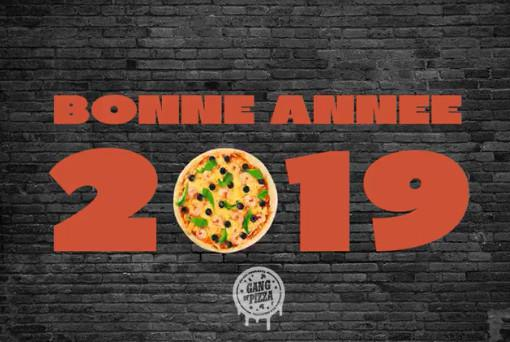Commencez l'année 2019 avec le Gang !