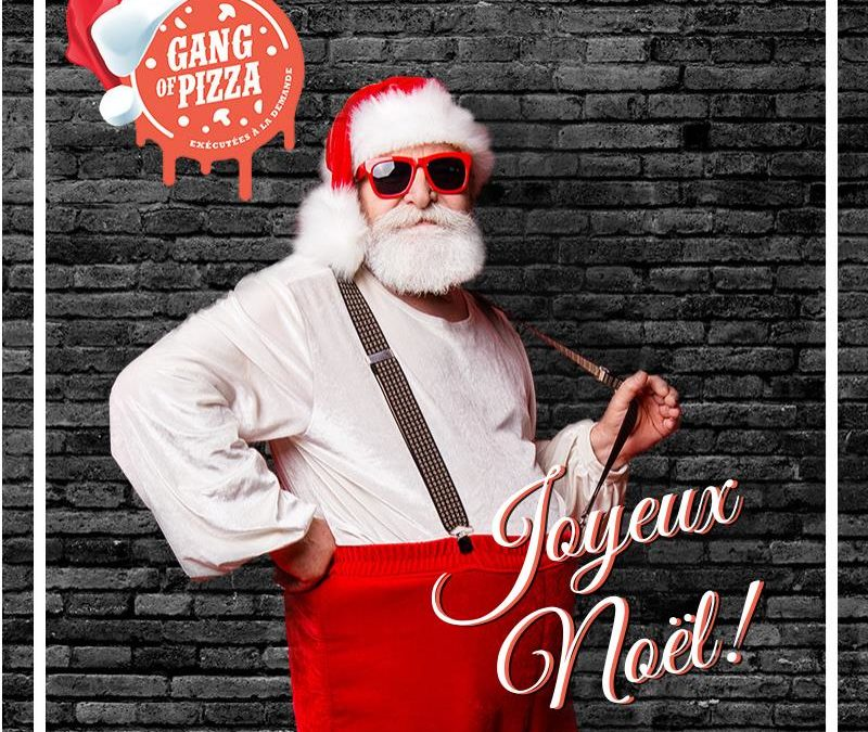 Joyeux Noël ! Profitez de votre famille, c'est très important 🎅😚