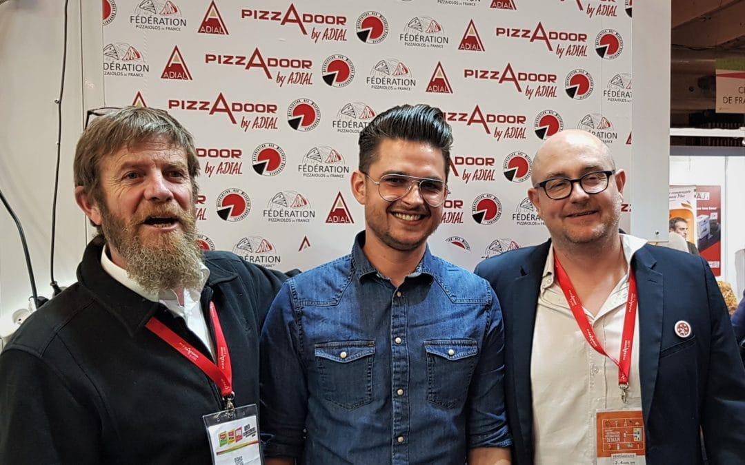 Davide Gammino : La meilleure pizza en Distributeur automatique de France !