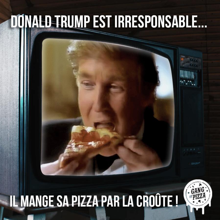 Donald Trump est irresponsable ?
