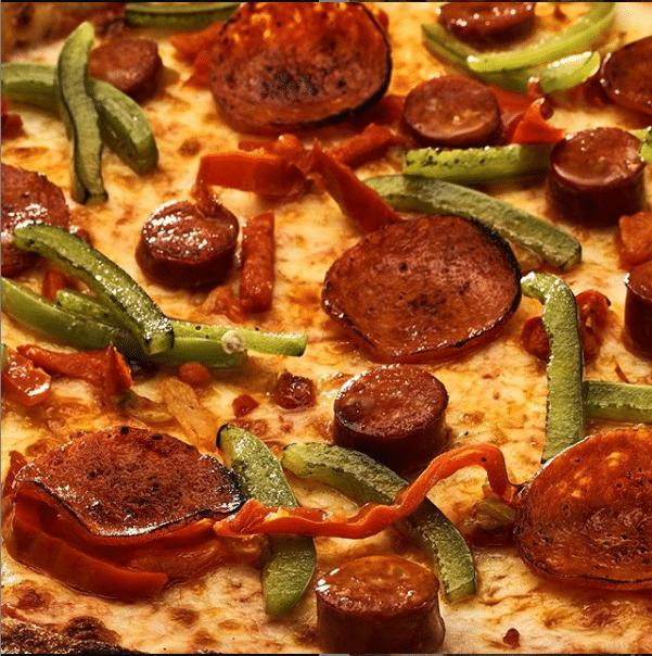 La Pizza orientale : un grand classique !