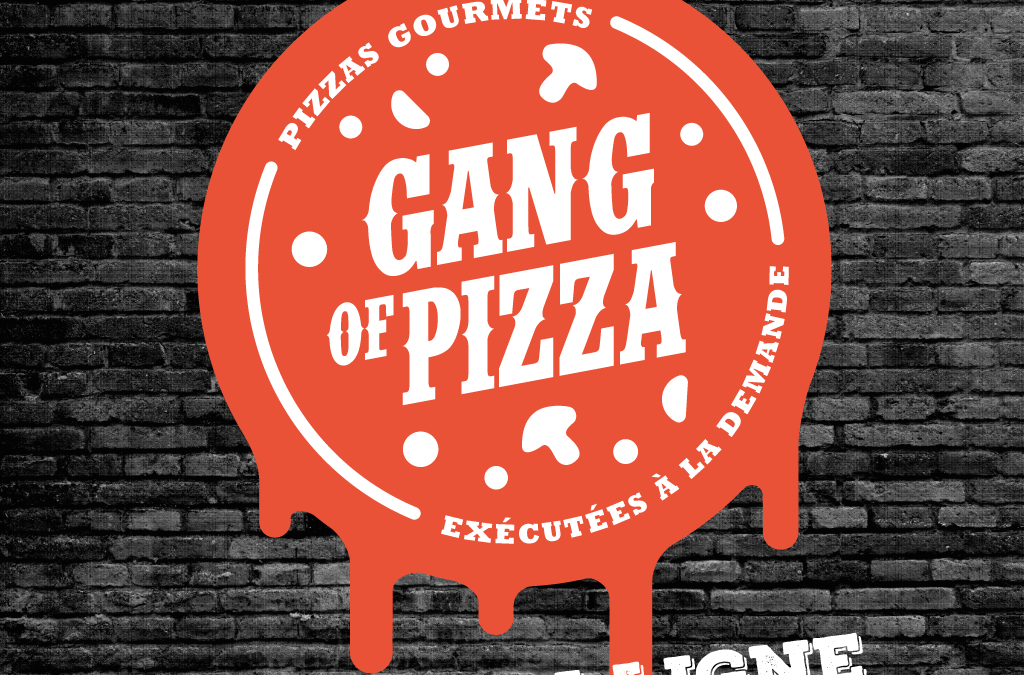 Gang Of Pizza lance la vente en ligne !
