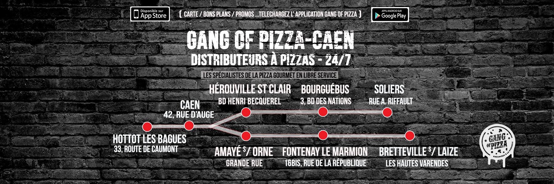 Gang Of Pizza Caen