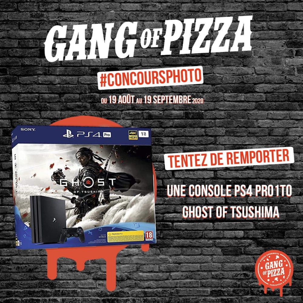 règlement jeu #concoursphotogangofpizza