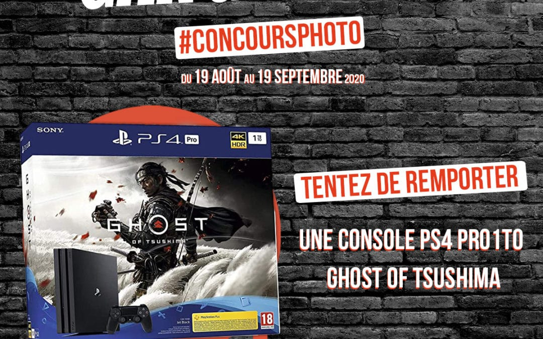 Jeu Concours GANG OF PIZZA