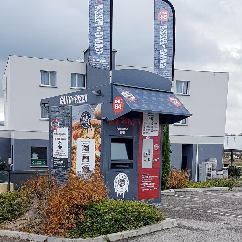 Gang Of Pizza St Symphorien Sur Coise