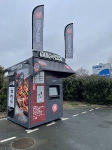 GANG OF PIZZA DEBARQUE A VARADES