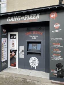 GANG OF PIZZA DEBARQUE ABBARETZ