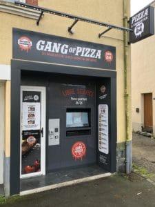 GANG OF PIZZA SAFFRÉ
