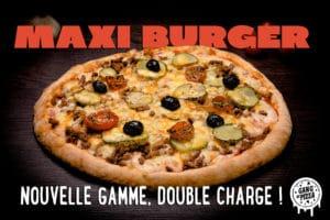 LA MAXI BURGER DEBARQUE CHEZ GANG OF PIZZA