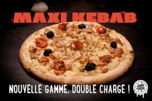 LA MAXI KEBAB DEBARQUE CHEZ GANG OF PIZZA