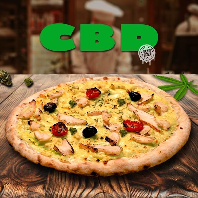 LA C.B.D ARRIVE CHEZ GANG OF PIZZA