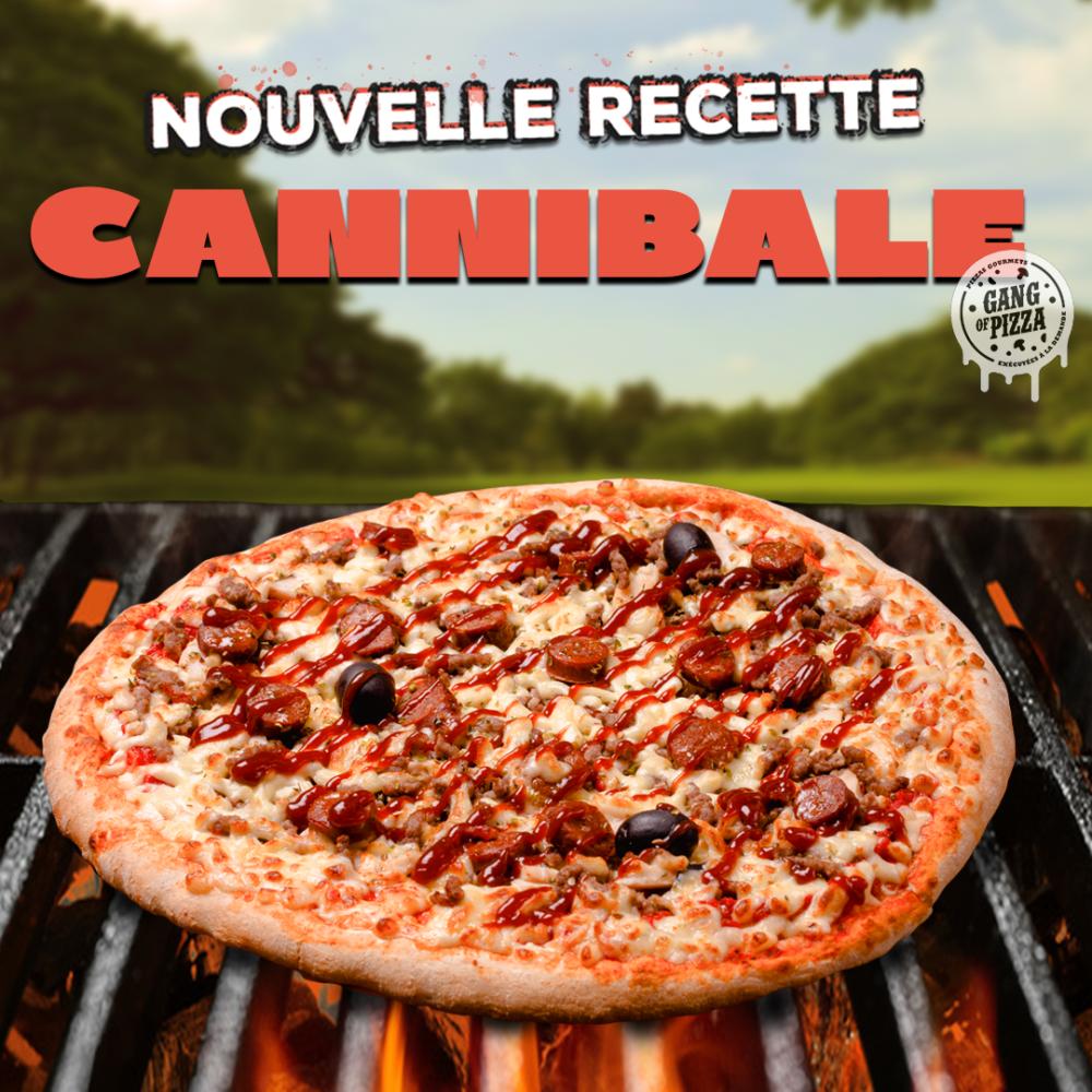 EDITION LIMITÉE – LA CANNIBALE…  DÉVORANTE DE PLAISIR!